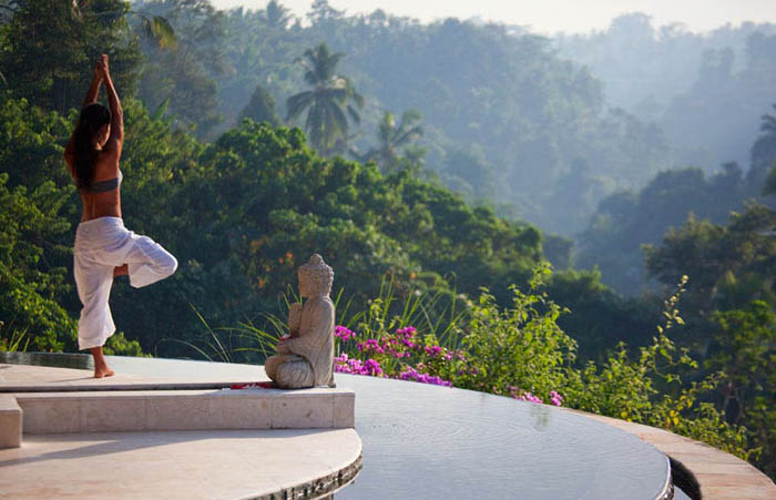 Ubud one of the most beautiful places in bali for Places to do yoga